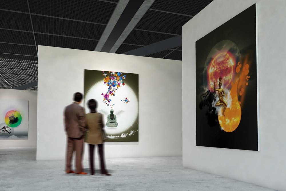 Melodies Exhibition