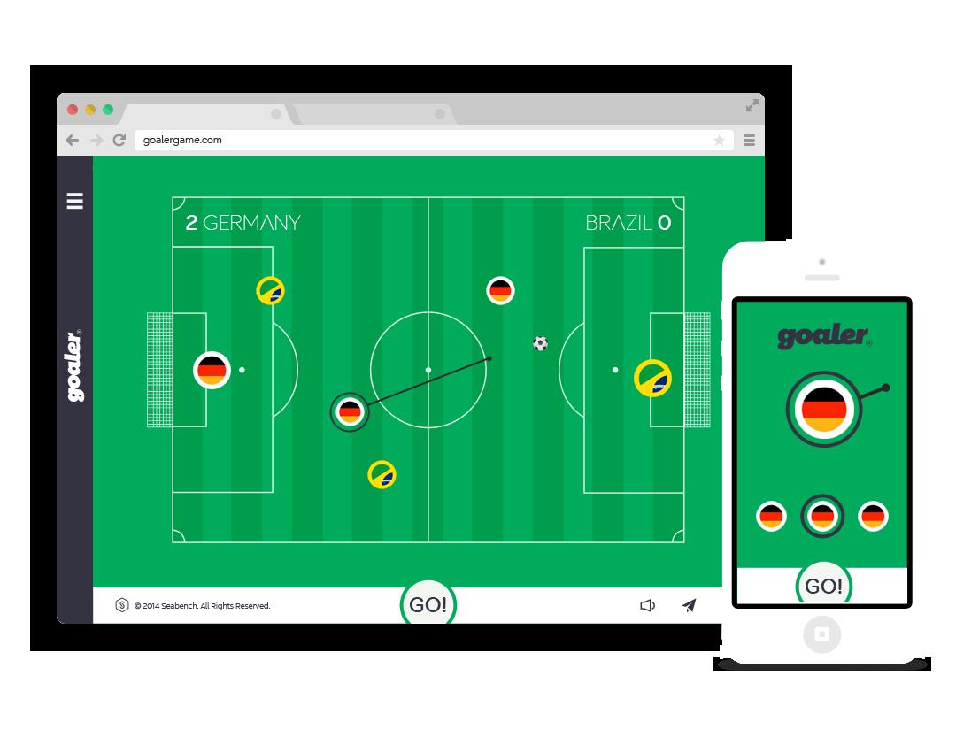 Goaler Remote Controlling